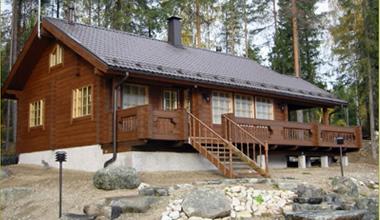 Ξύλινα σπίτια